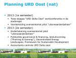planning urd oost nat2