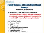 family promise of south palm beach county