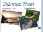 taiwan west