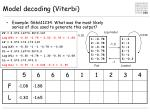model decoding viterbi3