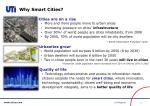 why smart cities