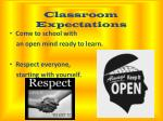 classroom expectations2
