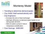 monterey model1