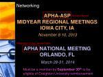 apha national meeting orlando fl2