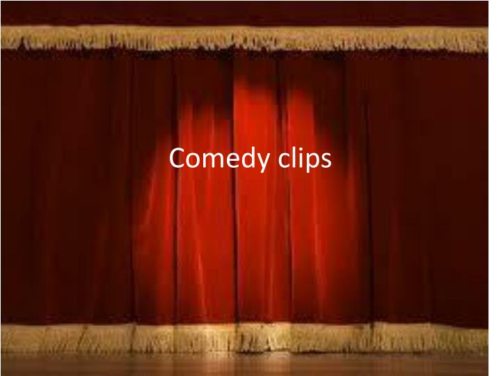 comedy clips n.