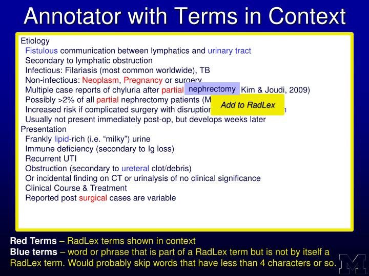 annotator with terms in context n.