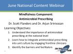 june national content webinar