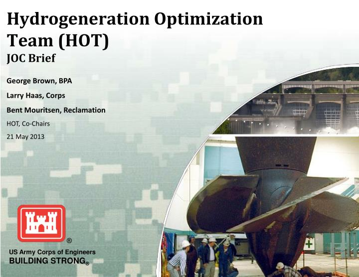hydrogeneration optimization team hot joc brief n.