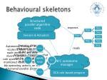 behavioural skeletons