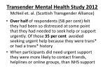 transender mental health study 2012 mcneil et al scottish transgender alliance2