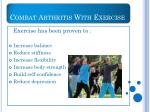 combat arthritis with exercise1