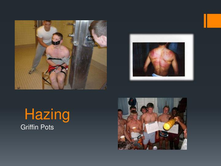 the causes of hazing The dangers and consequences of hazing - hazing is banned in every national fraternity and university with a greek system learn about hazing and find out what the dangers of hazing are.