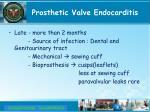 prosthetic valve endocarditis2