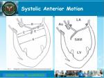 systolic anterior motion1