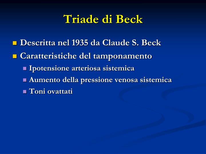 Triade di Beck