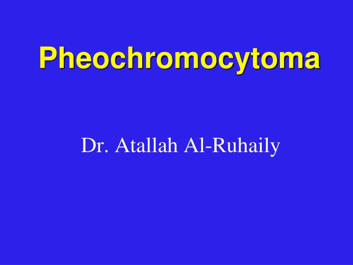 what is pheochromocytoma A pheochromocytoma is a rare adrenaline-producing tumor that arises from the adrenal glands approximately 1,000 new cases are diagnosed each year in the united states (ie 2 to 8 cases per 1 million persons per year.