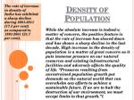 density of population1