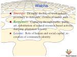walcha