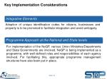 key implementation considerations2