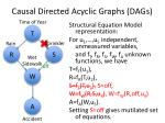 causal directed acyclic graphs dags5