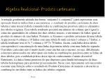 algebra realcional produto cartesiano1