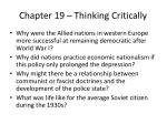 chapter 19 thinking critically