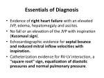 essentials of diagnosis1
