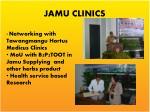 jamu clinics