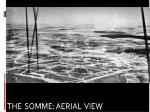 the somme aerial view
