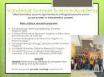vanderbilt summer science academy