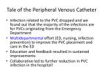 tale of the peripheral venous catheter2