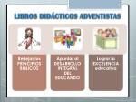 libros did cticos adventistas