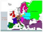europe ca 1648