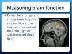 measuring brain function4
