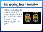 measuring brain function6
