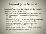 la paradoja de bertrand