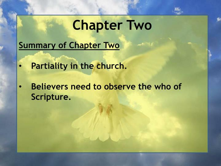 Chapter two1