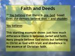 faith and deeds21
