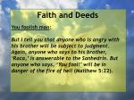 faith and deeds30