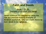 faith and deeds38