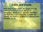 faith and deeds45