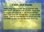 faith and deeds48