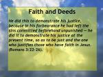 faith and deeds54