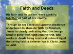 faith and deeds60