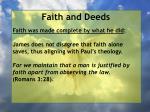 faith and deeds61
