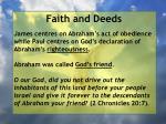 faith and deeds65