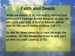 faith and deeds81