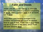 faith and deeds91