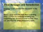 final messages and benediction3