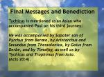 final messages and benediction6